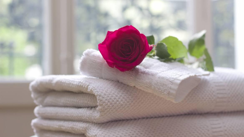 Huur Badjas en Handdoeken set