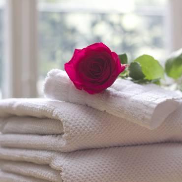 Huur Handdoek en Badlaken set